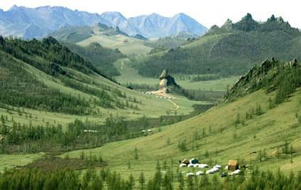 Что привезти из Монголии