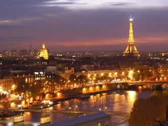 Голубая мечта – путешествие в Париж