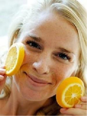 Масла для отбеливания кожи лица