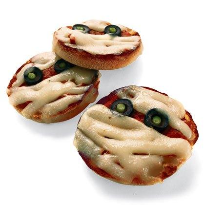Простые блюда на хэллоуин