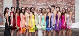 Свадебный наряд для «свиты» невесты