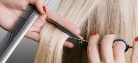 Наращивание волос и стрижки в салоне