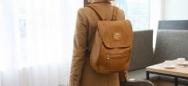 Женский кожаный рюкзак - прекрасная альтернатива дамской сумочке