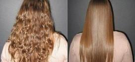 Кератиновое выпрямление волос: преимущества и этапы процедуры