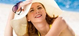 Ухаживаем за кожей лица в летнее время года
