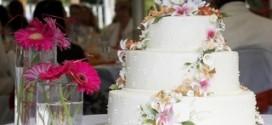 Торт – традиционная сладость свадебных торжеств