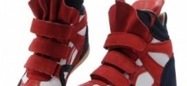 Кроссовки isabel marant sneakers – образцовый внешний вид и безупречное качество