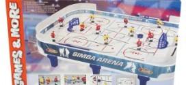 Настольный хоккей для ребенка, как один из способов всестороннего развития малыша