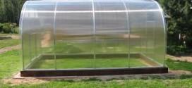Садовые теплицы из поликарбоната для домохозяек