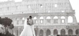 Идеальное свадебное путешествие с фотосетом