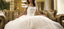 Свадебное платье - незаменимый атрибут торжества