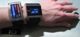 Бинарные часы - модный и стильный аксессуар