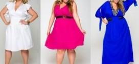 Модные тенденции в одежде для полных женщин