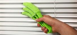 Как правильно держать жалюзи в чистоте