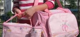 Как выбрать сумку для прогулок с малышом?