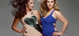 Мода для пышек – основные тенденции