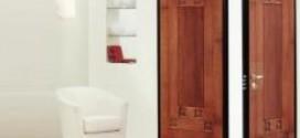 Советы домохозяйке: как держать двери в чистоте?