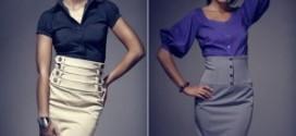 Как правильно сочетать юбку с предметами одежды?