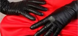 Перчатки - модная деталь женского гардероба