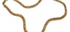 С чем лучше всего носить золотые украшения?