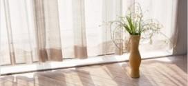 Уход за тюлью: практические советы домохозяйкам