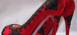 Замшевая обувь: ее некоторые секреты