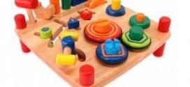 Деревянные игрушки для малышей и их преимущества
