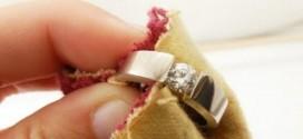 Как правильно чистить серебро?