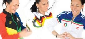 Мода на женские олимпийки