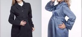 Верхняя одежда для беременных: быть в тренде