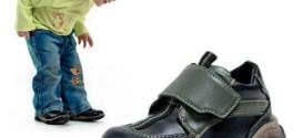 Выбираем правильно детскую обувь на сезон