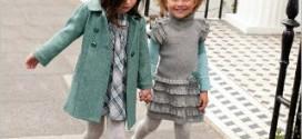 Мода на детские платья в 2014