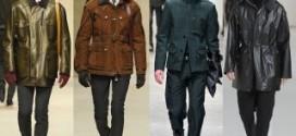 Мода на мужские куртки осенью 2014