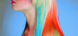 Основные правила окраски волос