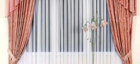 Тканевые ролеты - лучшее украшение для ваших окон