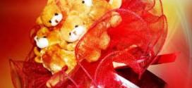 Букет из игрушек - запоминающийся подарок для любимой
