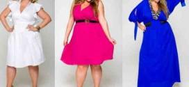 Как подобрать роскошное платье для пышнотелой красавицы