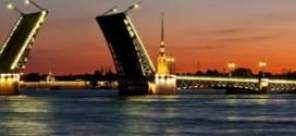 Ночные экскурсии по рекам и каналам Петербурга