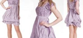 Разнообразие легких летних платьев