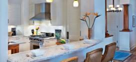 Барная стойка в домашнем интерьере - стильно и изысканно