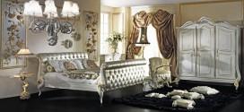Мебель из Италии из древесных пород, бронзы и с натуральным камнем