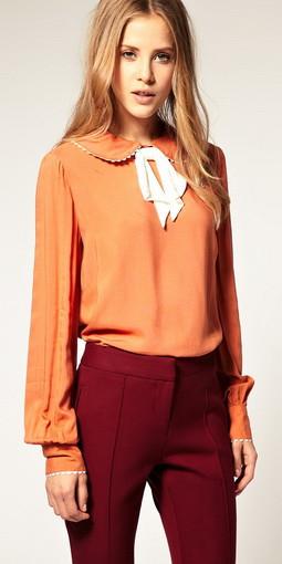 Очень модная блузка