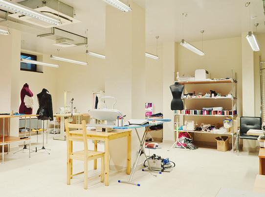 Открыть студию дизайна