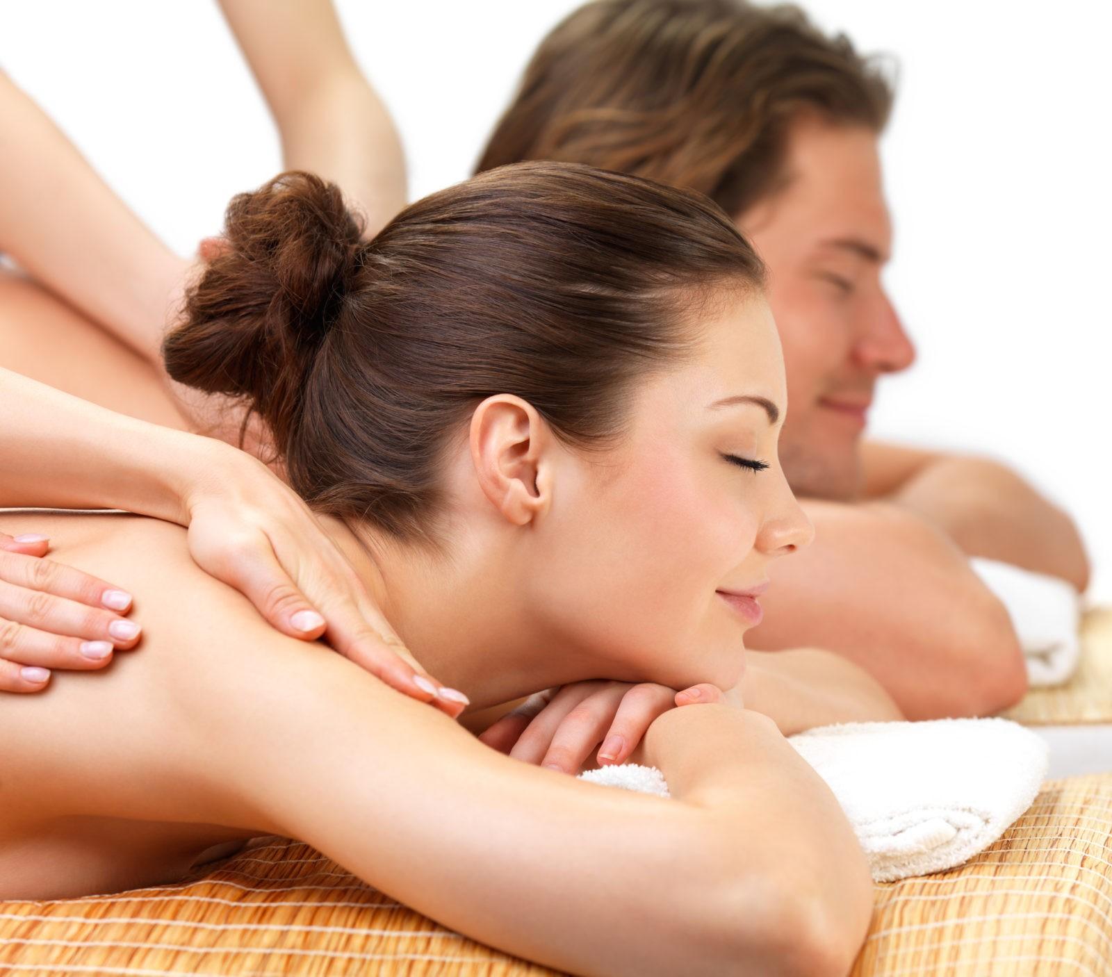 Обычный массаж для мужчин и женщин