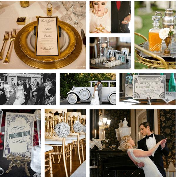 Свадебный антураж 2015 года