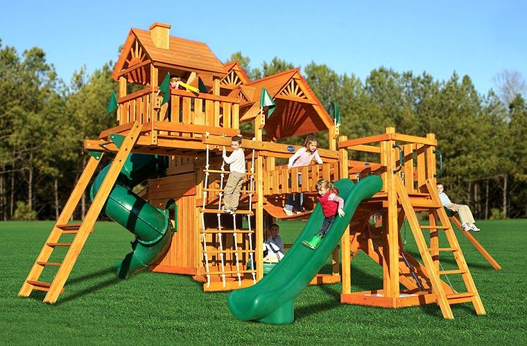 Детская площадка для дачи