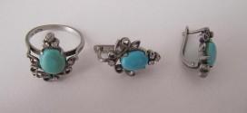 Какой талисман выбрать? Серьги из серебра с бирюзой как талисман семейного счастья