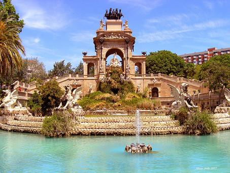 Барселона – город культурный и спортивный