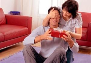 Что подарить любимому мужчине