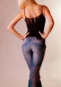 Как выбрать джинсы по своей фигуре